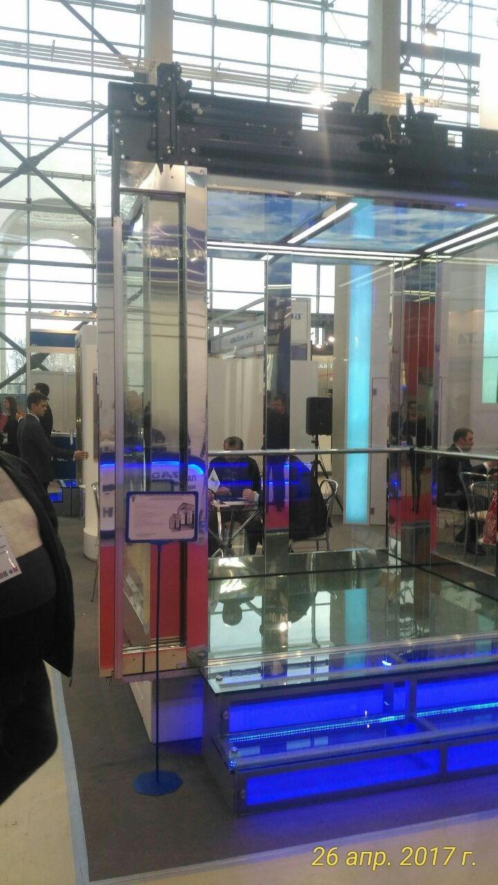 4 Объединенная Лифтовая Компания Russian Elevator Week
